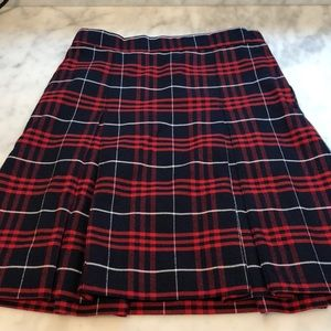 Flynn & O'Hara Uniform Skirt 10 Regular